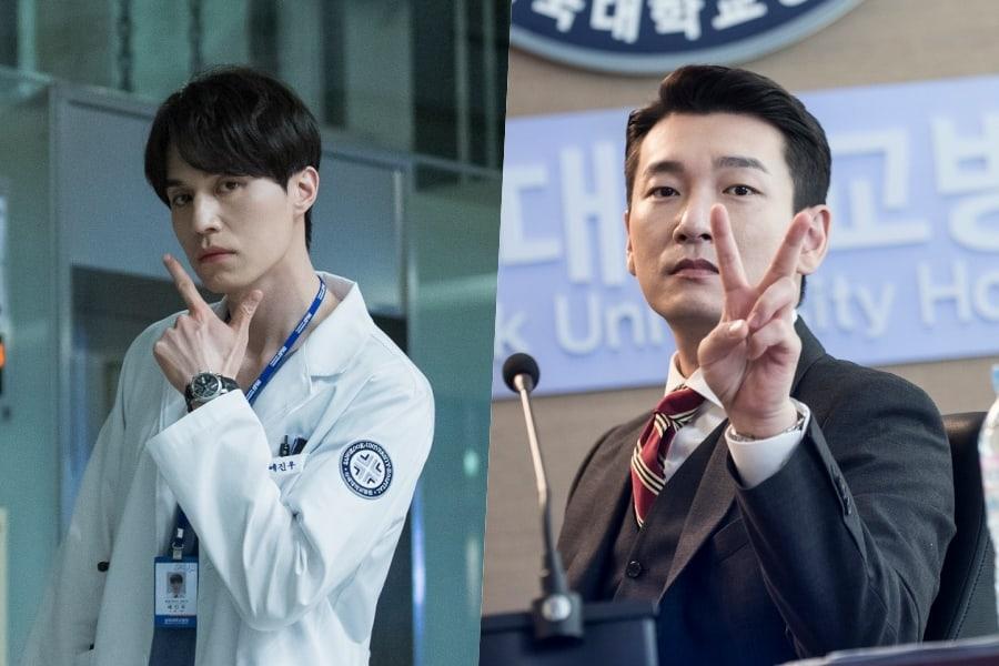 """Lee Dong Wook y Cho Seung Woo muestran sus lados serios y bobos en nuevas fotos de """"Life"""""""