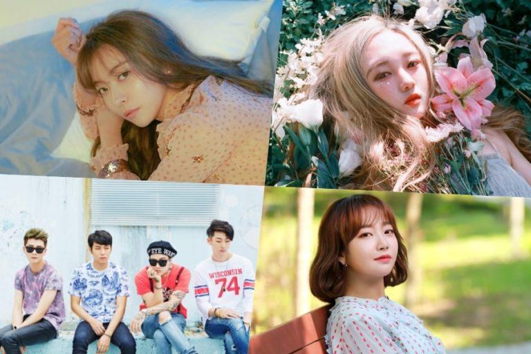 SM STATION revela alineación para el Music Talk Concert de agosto