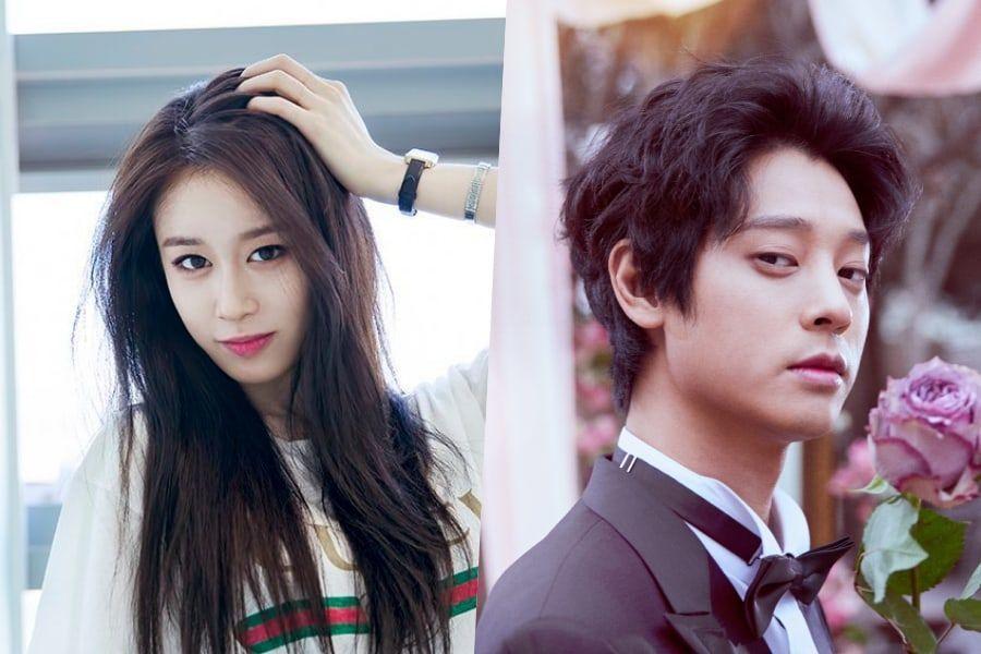 Jiyeon de T-ara aborda reavivados rumores de citas con Jung Joon Young