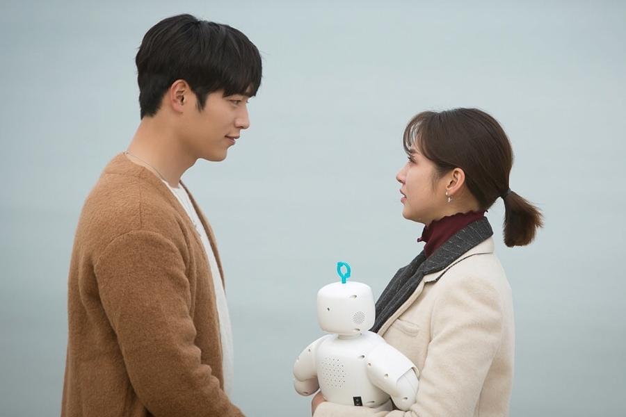 """Seo Kang Joon y Gong Seung Yeon comparten pensamientos luego del fin de """"Are You Human, Too"""""""
