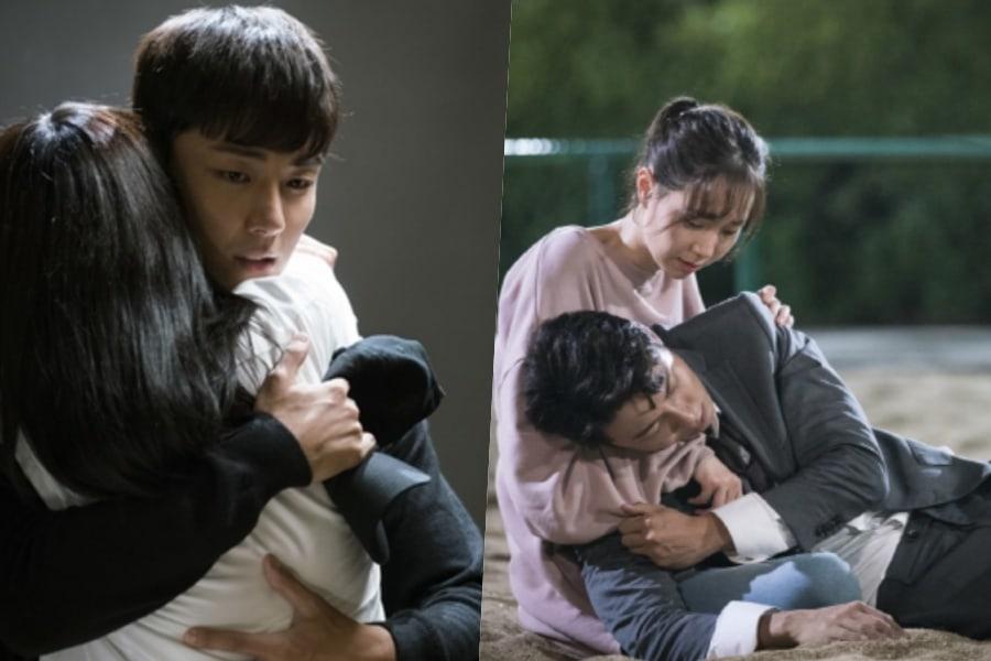 """Yoon Shi Yoon comparte momentos afectuosos con Lee Yoo Young y Nara en """"Your Honor"""""""