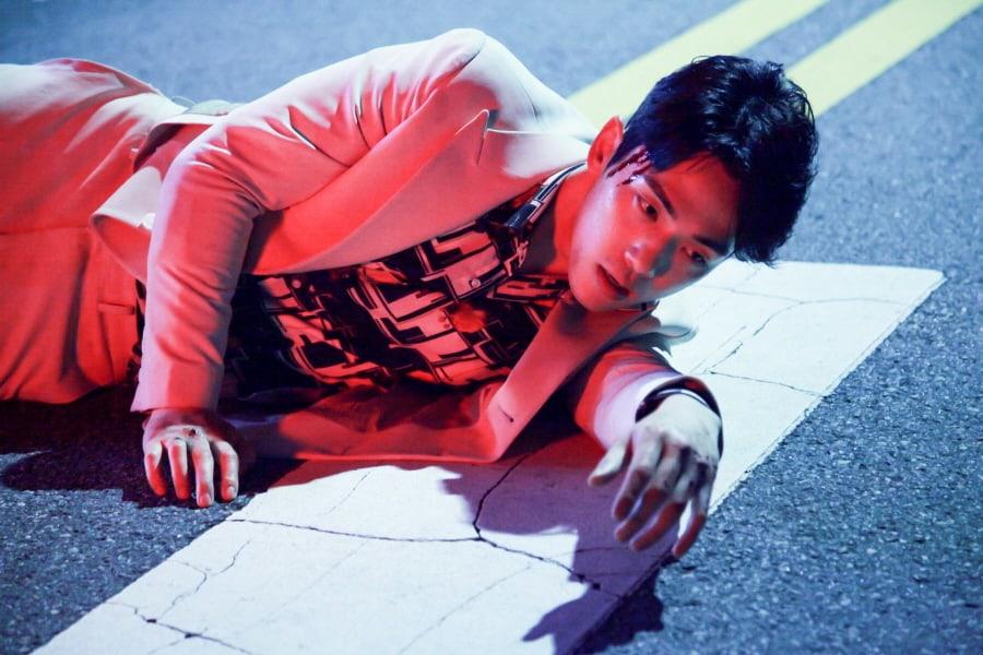 """Kim Jung Hyun golpeado en un atropello con fuga en """"Time"""""""