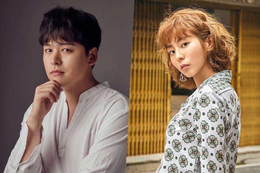 Lee Jang Woo confirmado para reunirse con Uee en próximo drama