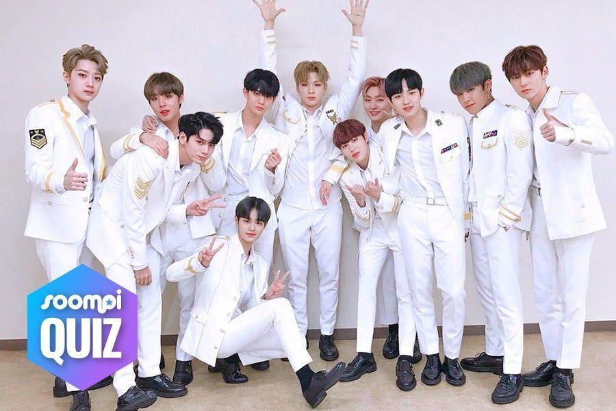 Prueba: ¿Qué miembro de Wanna One eres?