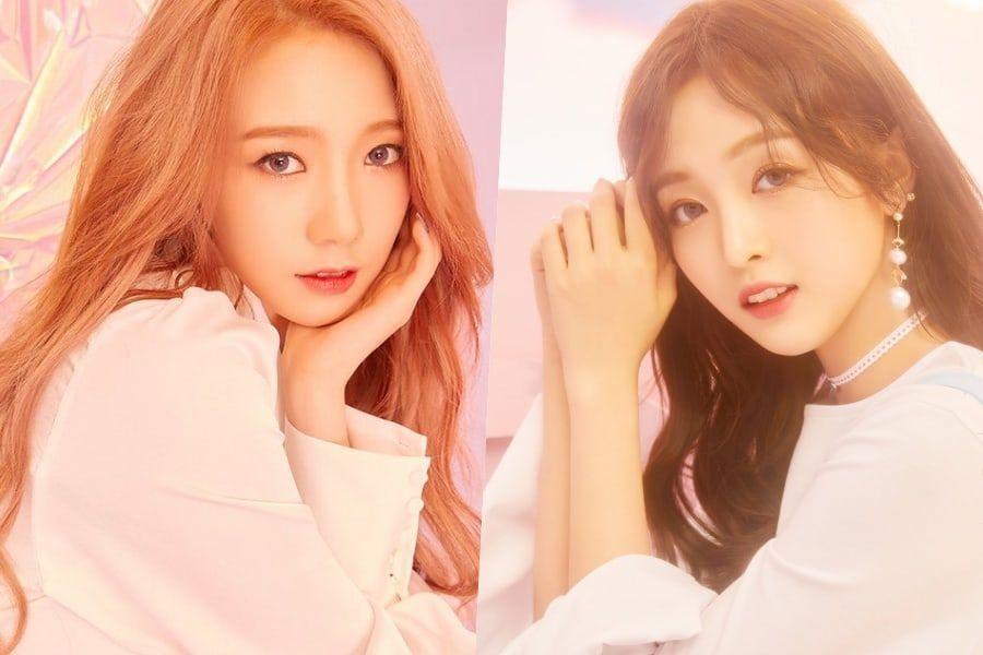 "Mei Qi y Xuan Yi de WJSN dejan el grupo proyecto del ""Produce 101"" chino Rocket Girls"