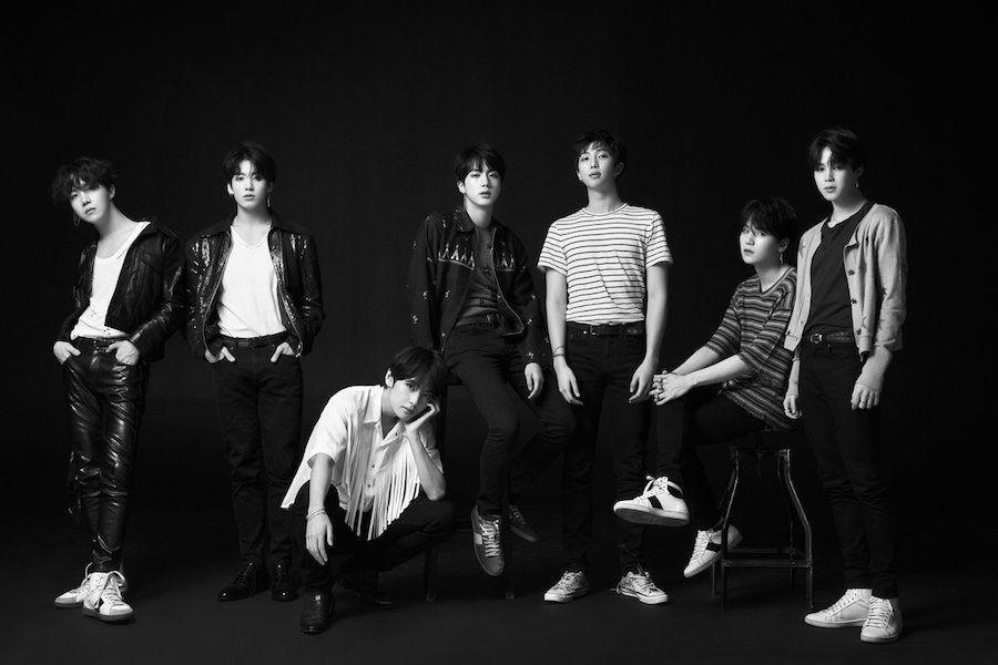 """""""Love Yourself: Tear"""" de BTS se convierte en oro certificado por RIAJ"""