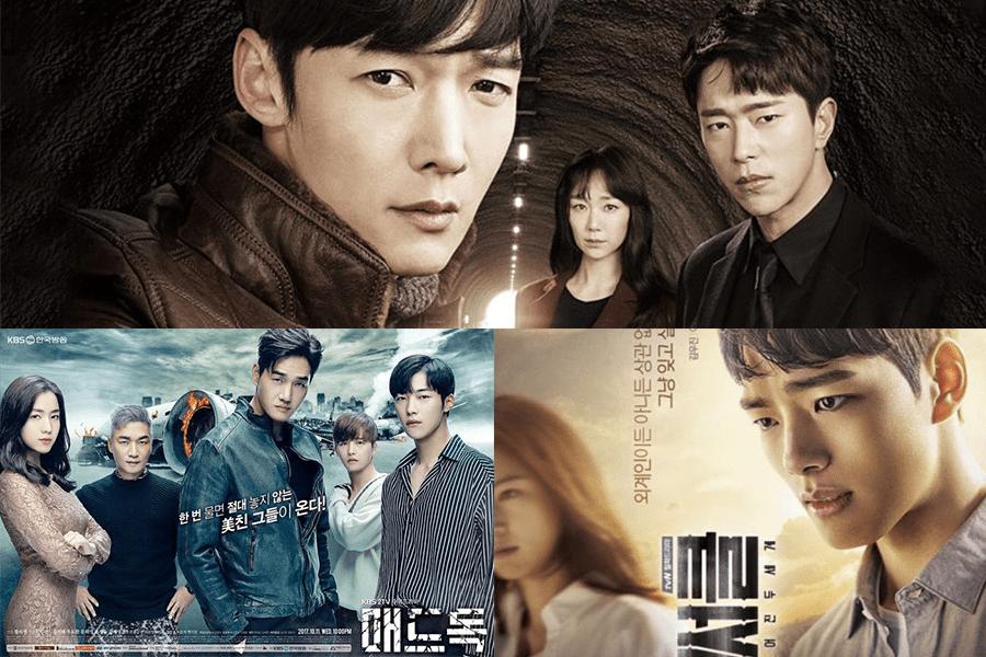 7 K-Dramas impredecibles que te harán sentir abrumado
