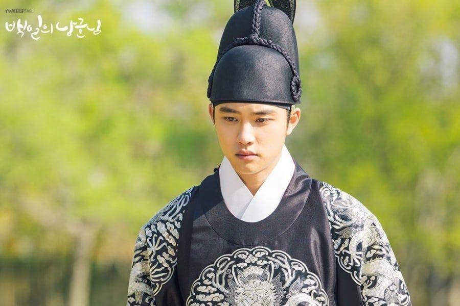 """D.O. de EXO es un solitario príncipe en """"100 Days My Prince"""""""