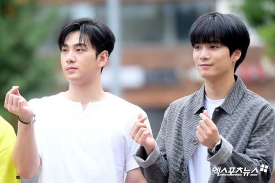 """Baekho y JR de NU'EST W confirman su aparición en """"Battle Trip"""""""