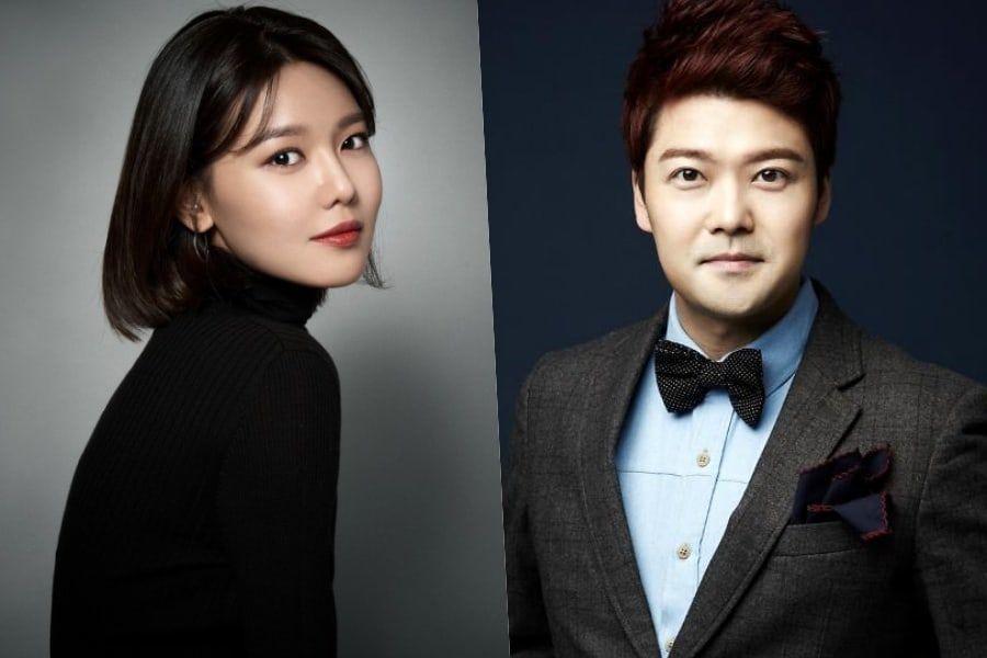 Sooyoung de Girls' Generation y Jun Hyun Moo presentarán los Seoul Drama Awards 2018