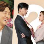 Kang Ki Young habla sobre cómo era la relación entre Park Seo Joon y Park Min Young al principio del drama