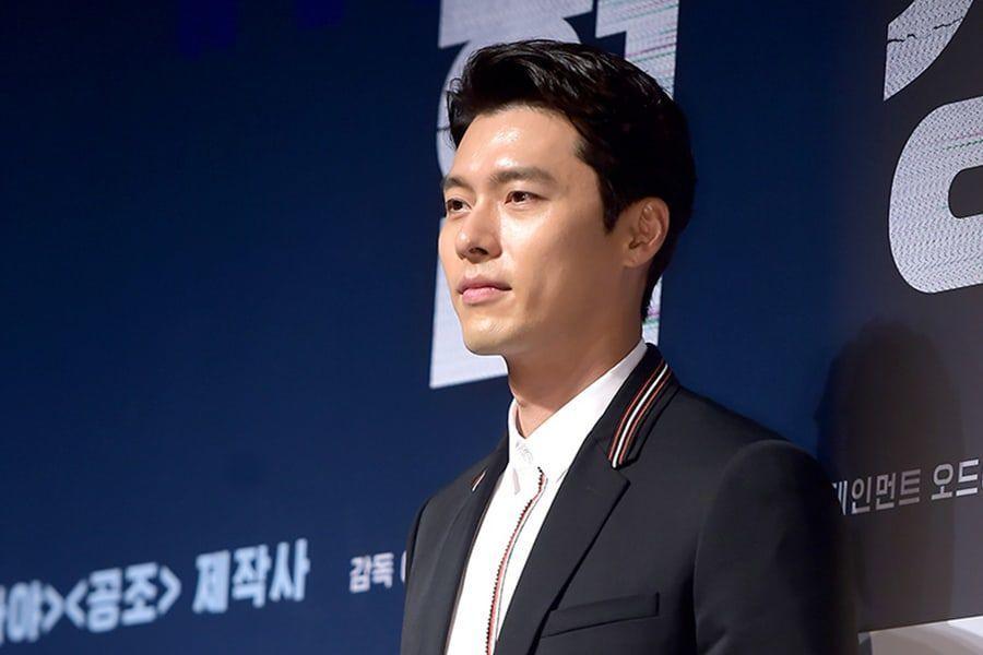 Hyun Bin habla sobre intentar ser un nuevo tipo de villano en película con Son Ye Jin