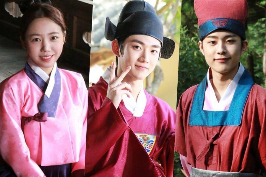"""Namjoo de Apink, Ahn Hyeong Seop y Yoo Seon Ho viajan en el tiempo para """"Rebel Detectives 2"""""""