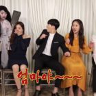 "El elenco de ""Lovely Horribly"" describe el drama y le hacen broma durante entrevista"
