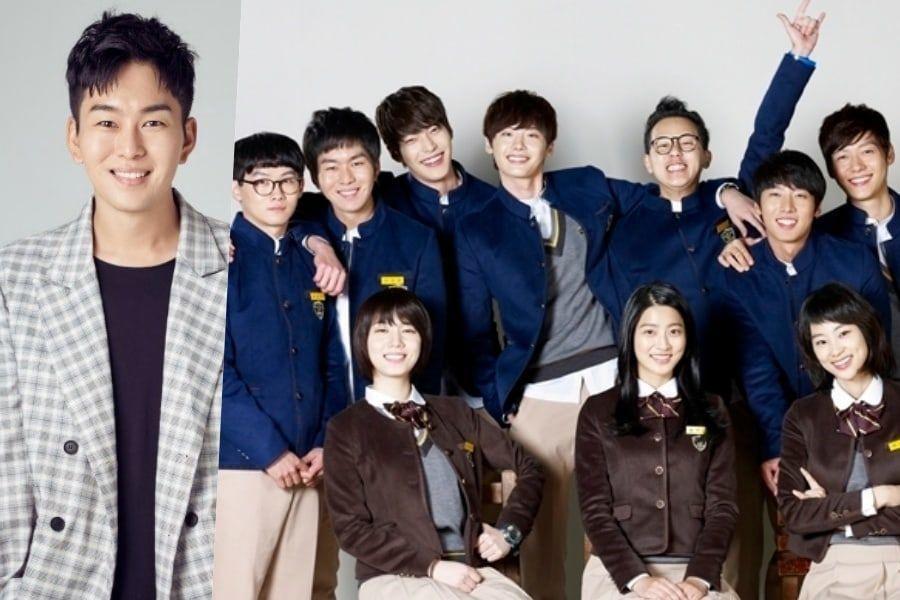 """Kwak Jung Wook comparte cómo el elenco de """"School 2013"""" se ha mantenido unido a través de los años"""