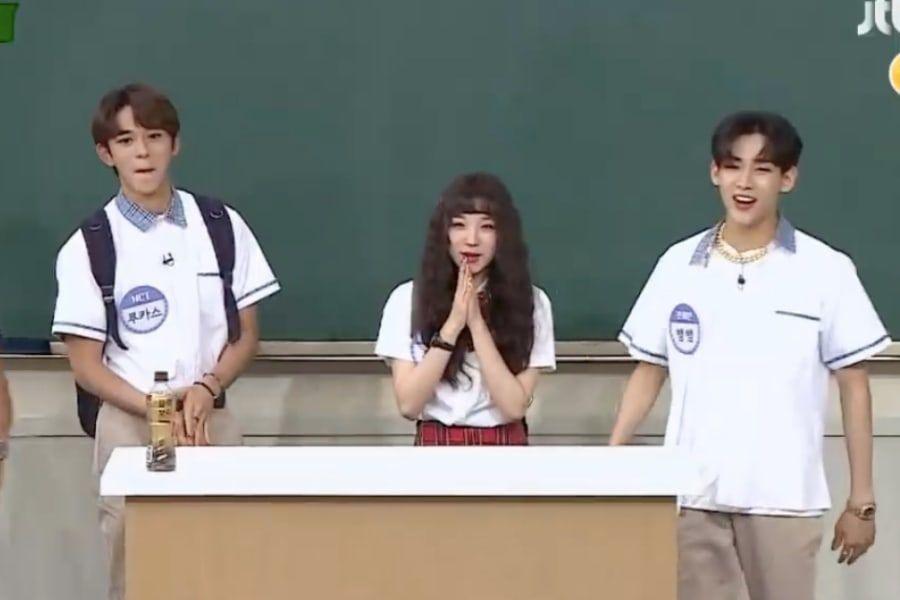 """Lucas de NCT, Yuqi de (G)I-DLE y BamBam de GOT7 muestran sus habilidades de coreano en adelanto de Ask Us Anything"""""""