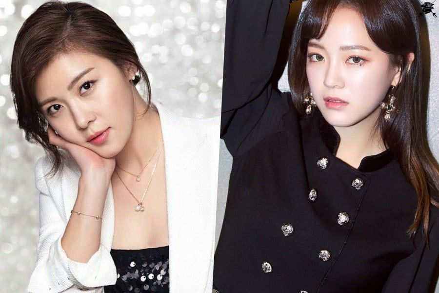 """Ha Ji Won y Kim Sejeong de gugudan cocinan para el elenco de """"Galileo"""""""