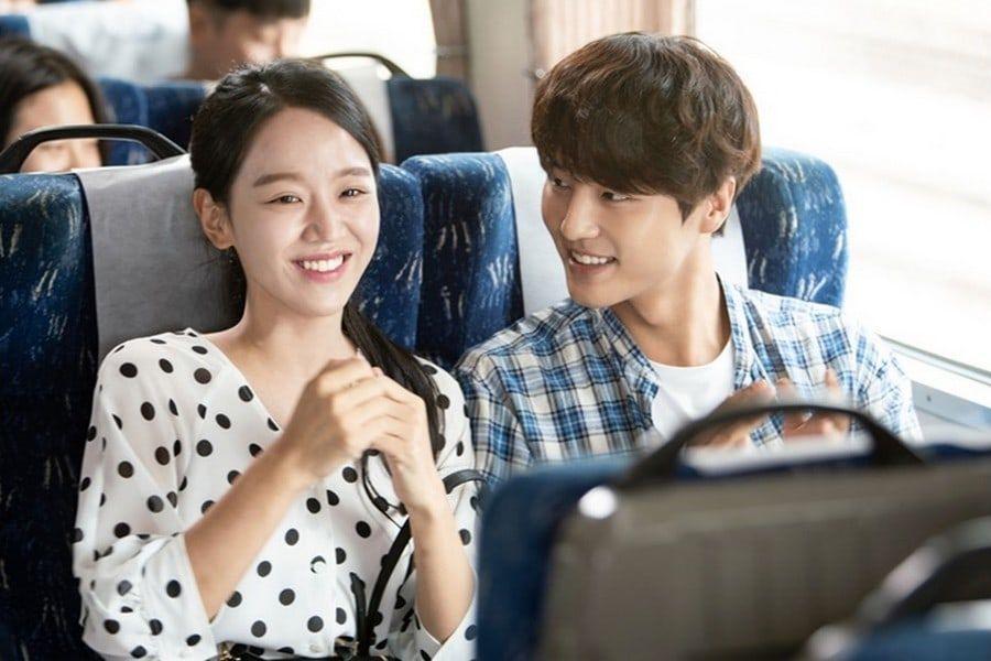 """Yang Se Jong no puede quitar su mirada de Shin Hye Sun en """"30 But 17"""""""