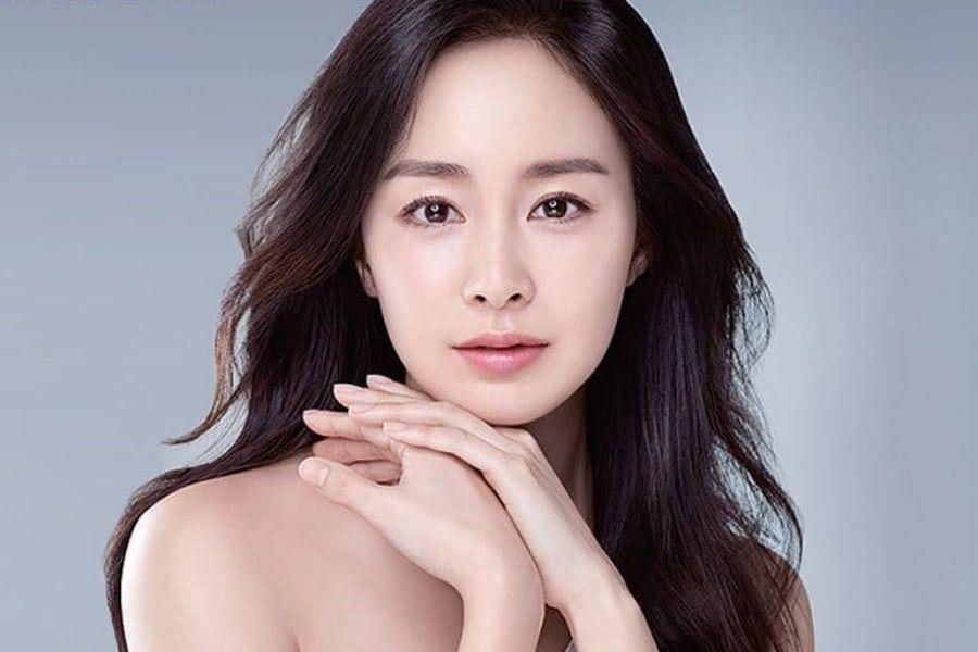 Kim Tae Hee firma un contrato exclusivo con una nueva agencia