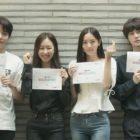 """Lee Min Ki, Seo Hyun Jin, y más se reúnen para la lectura del guion del drama remake """"The Beauty Inside"""""""