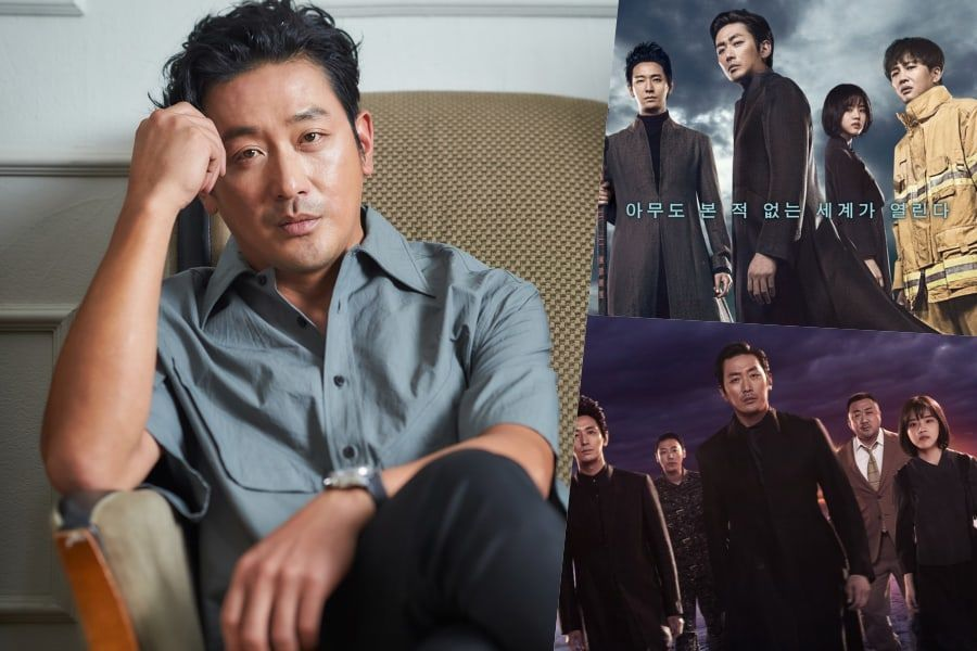 "Ha Jung Woo habla sobre la serie ""Along With The Gods"" y su potencial en la industria global del cine"