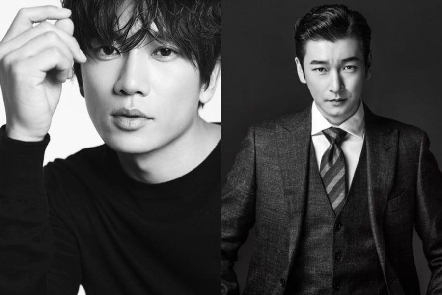 Ji Sung expresa admiración por su compañero actor Cho Seung Woo