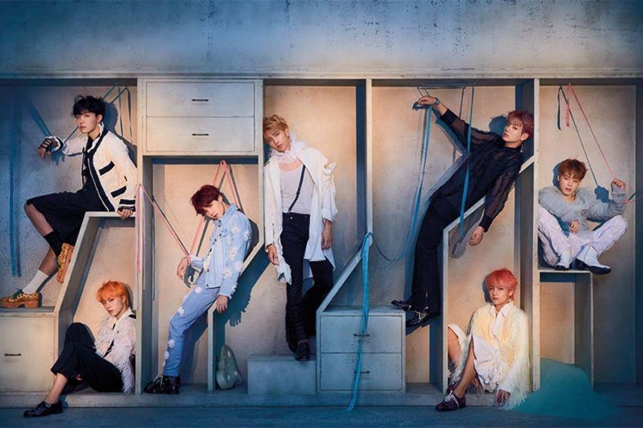 """BTS muestra conceptos mágicos en las primeras fotos teaser para """"Love Yourself: Answer"""""""