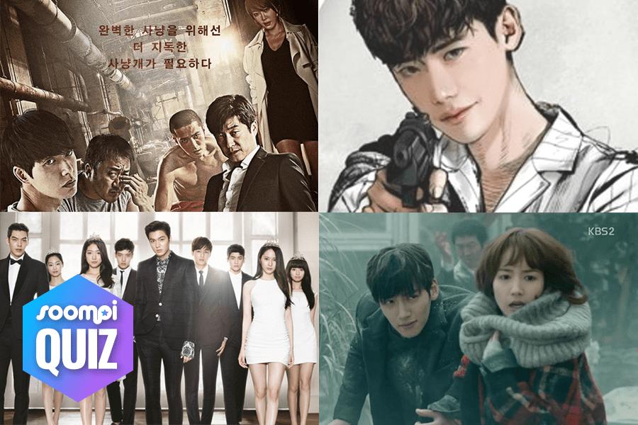 Prueba: ¿A qué mundo de K-Drama perteneces?