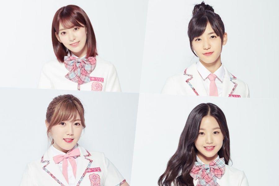 """""""Produce 48"""" y las concursantes continúan reinando sobre la mayoría de las listas de lo más comentado entre los programas que no son dramas"""