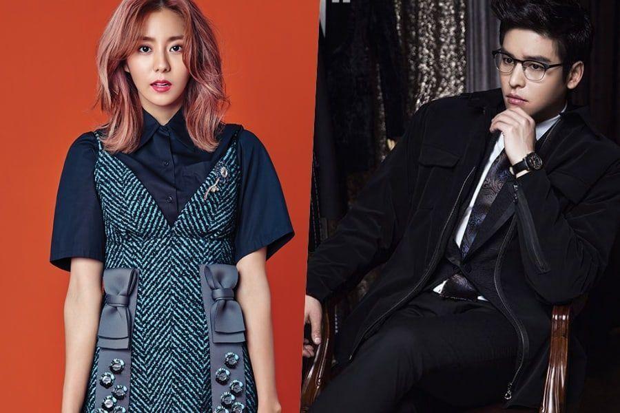 El nuevo drama de Uee y Lee Jang Woo realiza su primera lectura de guión con el elenco completo