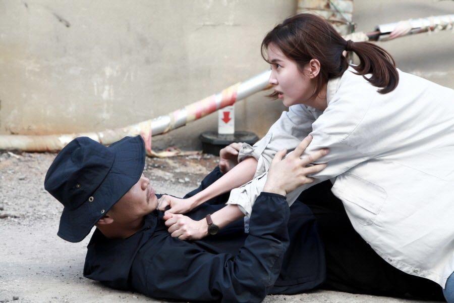 """Kim Jung Hyun y Seohyun se involucran en una violenta pelea (en el mismo bando) en """"Time"""""""