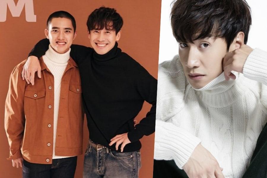 Shin Ha Kyun habla con cariño de sus hoobaes Lee Kwang Soo y D.O. de EXO