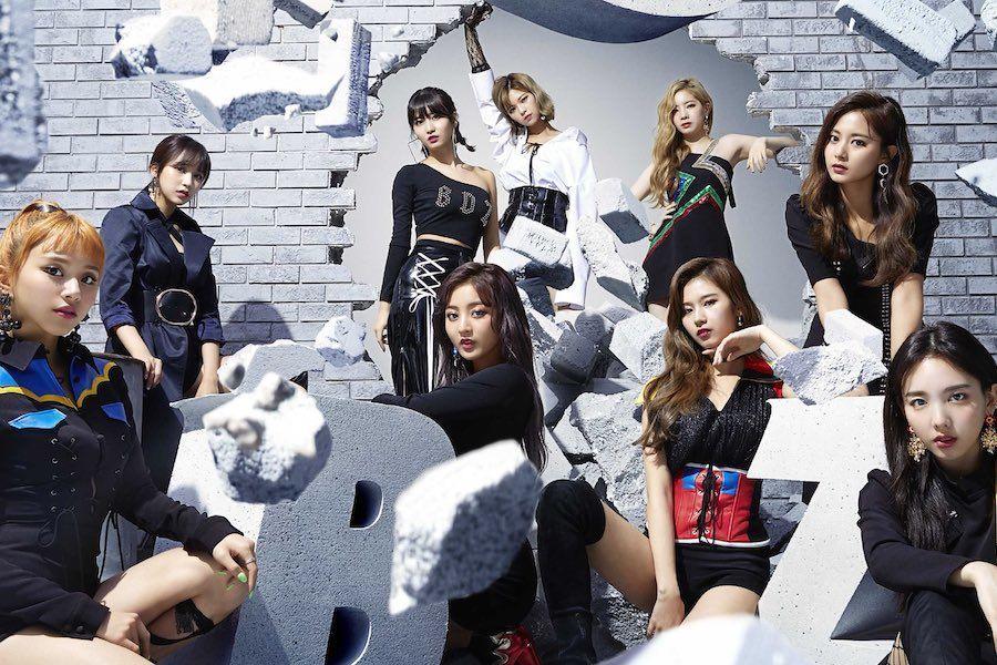"""El nuevo tema japonés de TWICE, """"BDZ"""", en el primer lugar de la lista Line Music"""