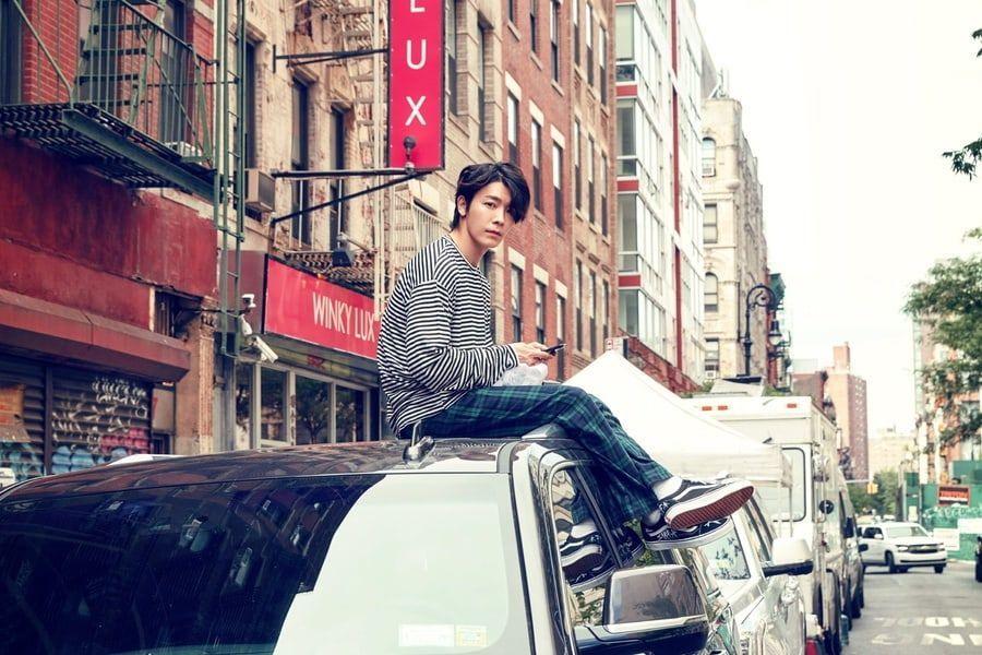 Donghae de Super Junior D&E comparte si su nueva canción está basada en su experiencia personal en citas