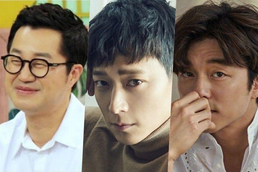 Ji Sang Ryul habla sobre cómo cruzó caminos con Gong Yoo y Kang Dong Won