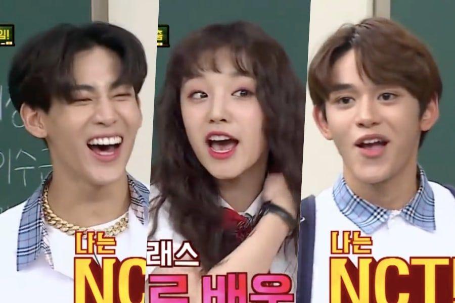 """BamBam de GOT7, Yuqi de (G)I-DLE y Lucas de NCT mostraron movimientos especiales de baile en """"Ask Us Anything"""""""