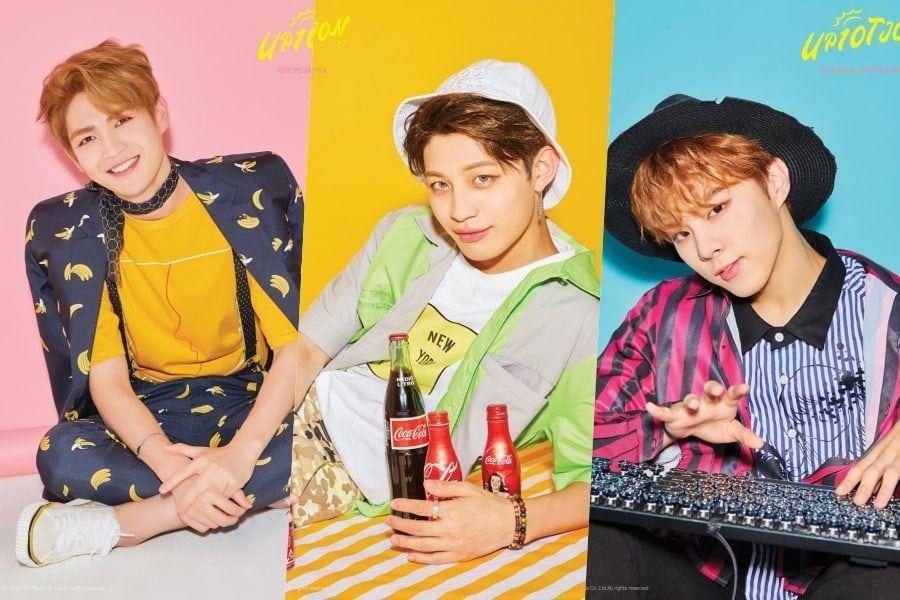 "[Actualizado] UP10TION revela teasers individuales para ""2018 Special Photo Edition"""