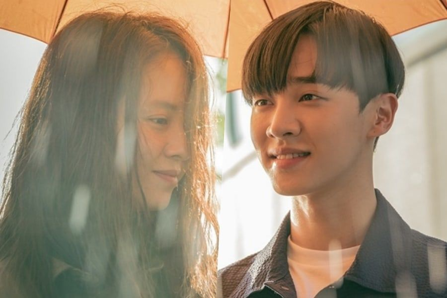 "Song Ji Hyo y Lee Gikwang de Highlight comparten un momento romántico en ""Lovely Horribly"""