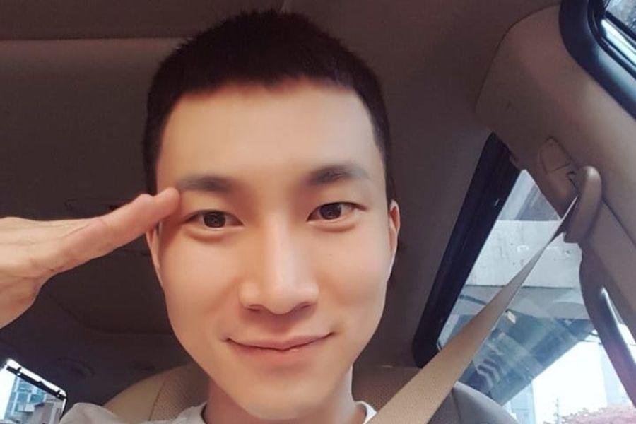 Eunkwang de BTOB escribe una carta a sus fans el día de su enlistamiento militar