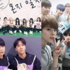 """Los ídolos comparten fotos de la grabación de """"2018 Idol Star Athletics Championships – Chuseok Special"""""""
