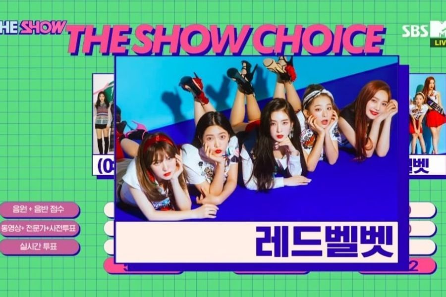 "Red Velvet obtiene quinta victoria para ""Power Up"" en ""The Show"" – Presentaciones de (G)I-DLE, Golden Child y más"