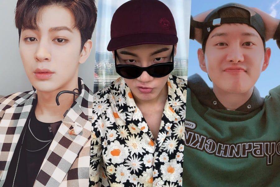 """[Actualizado] Yunhyeong de iKON se une a Lee Seung Hoon de WINNER, B-Bomb de Block B y más en nuevo programa """"Awesome Feed"""" sobre redes sociales"""