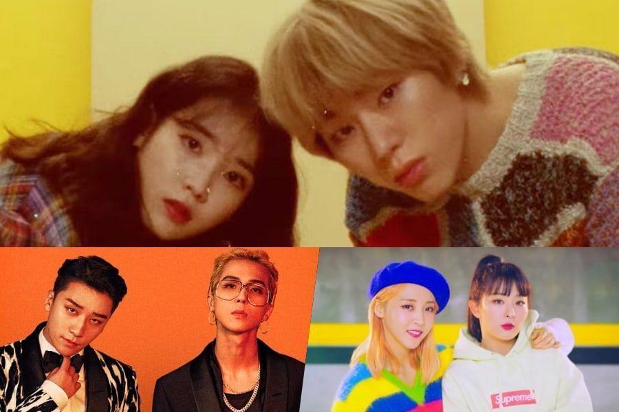 10 colaboraciones de raperos/cantantes con las que estuvimos obsesionados este verano