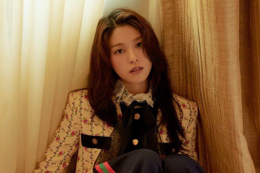 """Seolhyun de AOA dice que su personaje en """"The Great Battle"""" es su modelo a seguir"""