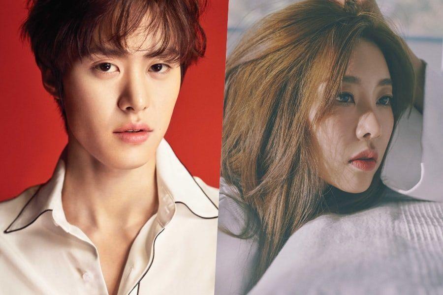 Gong Myung y Sojin de Girl's Day protagonizarán nuevo drama especial de JTBC
