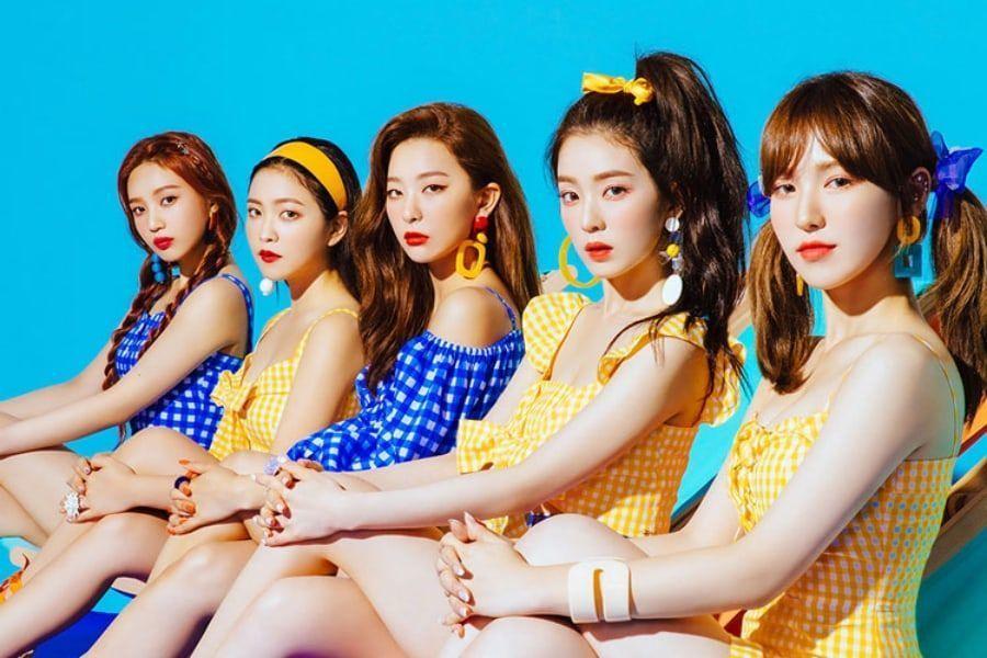 """Red Velvet comenta que el éxito de """"Power Up"""" fue inesperado y sobre el buen estado del cuerpo de Seulgi"""