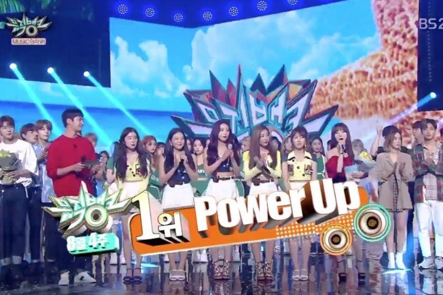 """Red Velvet obtiene octava victoria para """"Powert Up"""" en """"Music Bank"""" – Presentaciones de Super Junior D&E, (G)I-DLE, Stray Kids y más"""