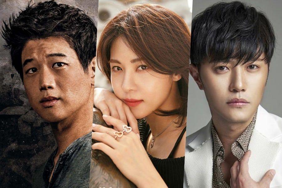 """La estrella de """"Maza Runner"""", Ki Hong Lee, realizará su debut de drama coreano con Ha Ji Won y Jin Goo"""