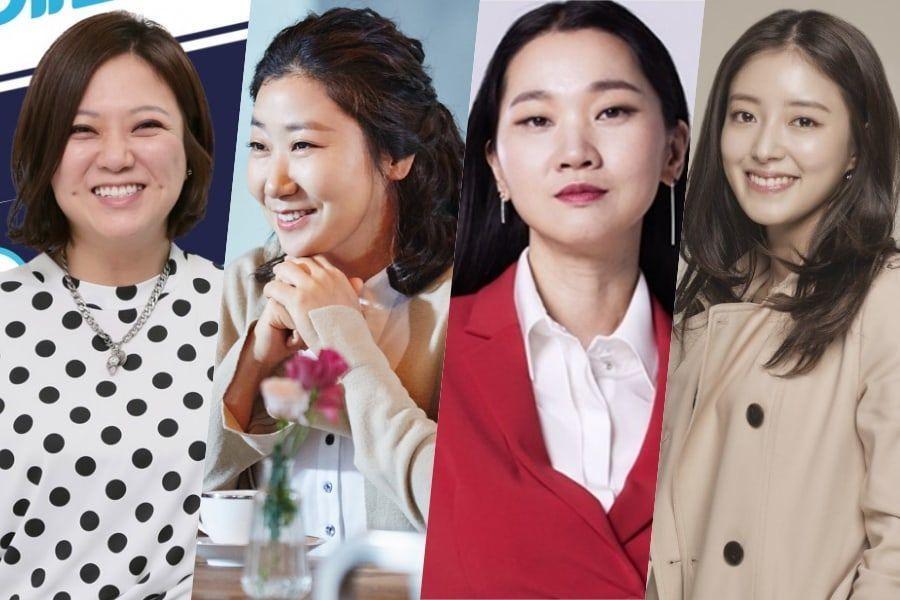 Kim Sook, Ra Mi Ran, Jang Yoon Joo y Lee Se Young dirigirán nuevo programa de variedades de fin de semana