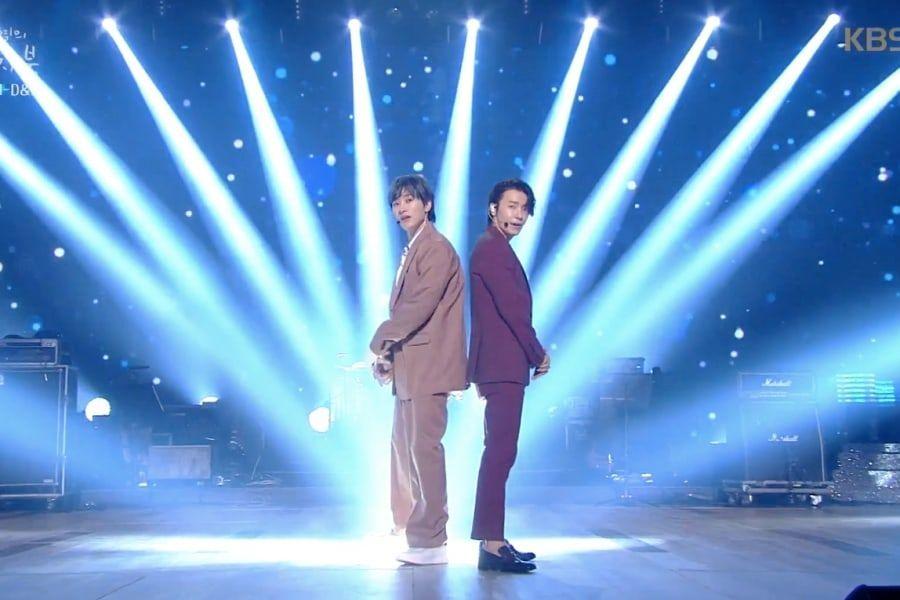 """Super Junior D&E se luce con remix en vivo de """"Sorry, Sorry"""", """"Bonamana"""" y """"Devil"""""""